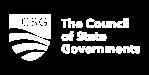 csg logo stack white